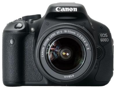 CANON EOS 600D 18 55 IS II