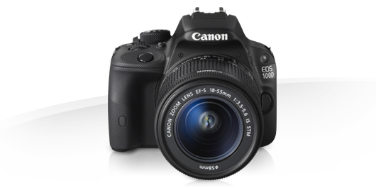 CANON EOS 100D 18 55 IS STM
