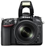 Цифровая зеркальная фотокамера Nikon D7100 Kit 18-200 VR
