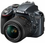 Цифровая зеркальная фотокамера Nikon D3300 Body