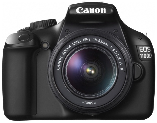CANON EOS 1100D 18 55 IS II