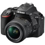 Зеркальный фотоаппарат Nikon D5500 Kit 18-55 VR II