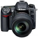 Цифровая зеркальная фотокамера Nikon D7000 Kit 18-105 VR (с витрины)