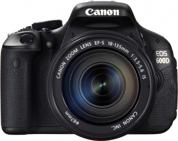 CANON EOS 600D 18 135 IS