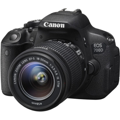 CANON EOS 700D 18 55 IS STM